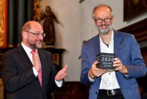 Roland Kühne erhält Bürgerpreis